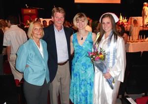 2012 Sacred Heart Univ. Spirit of Nursing